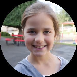 Anastasia, Grade 3