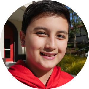 Carlos, Grade 7