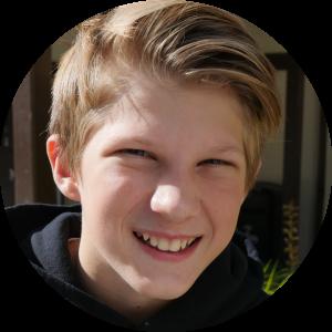 Maddox, Grade 7