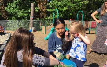 Service Day at Preschool 2