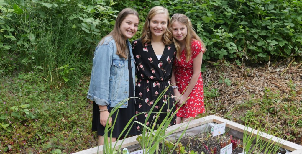 Growing Foods to Meet the Needs of the Community